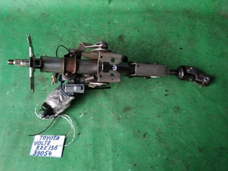 Рулевая колонка Toyota Voltz ZZE136 1ZZ-FE 2002
