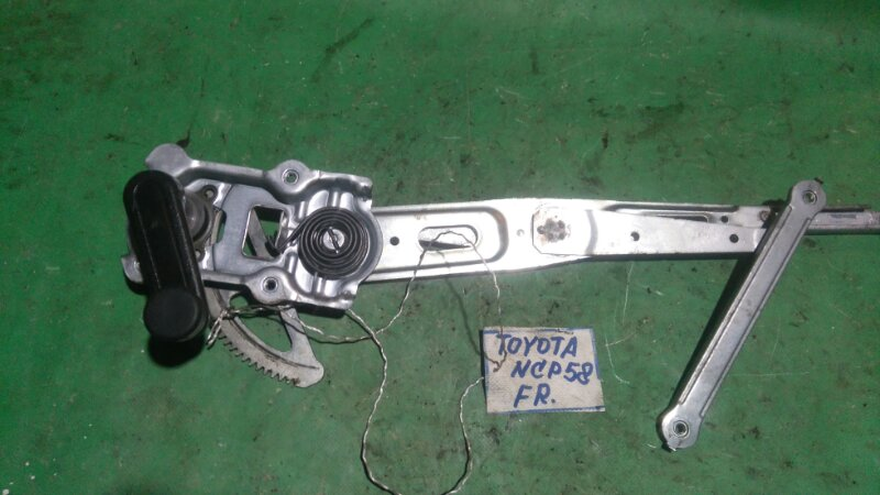 Стеклоподъемный механизм Toyota Probox NCP51 1NZ-FE передний правый