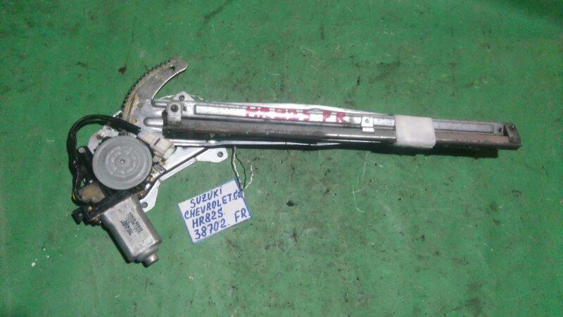 Стеклоподъемный механизм Suzuki Chevrolet Cruze HR82S M15A передний правый