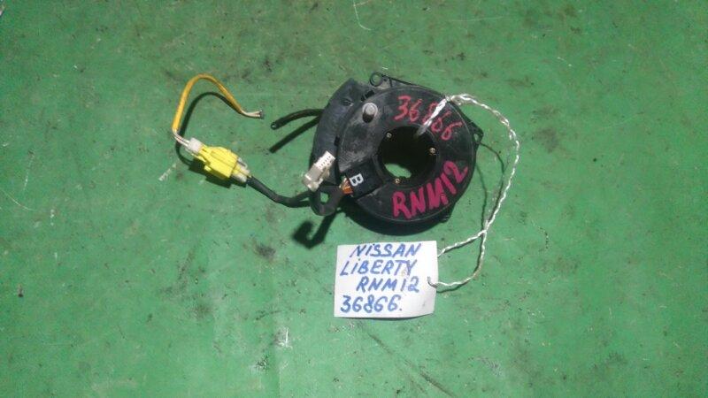 Шлейф-лента air bag Nissan Liberty RNM12 QR20DE