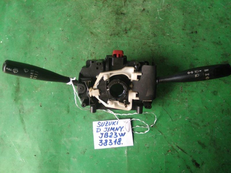 Переключатель поворотов Suzuki Jimny JB23W K6A-T