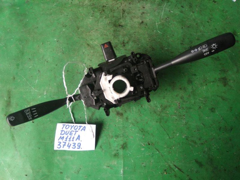 Переключатель поворотов Toyota Duet M111A K3-VE2