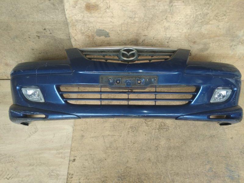 Бампер Mazda Capella GWEW FS-ZE передний