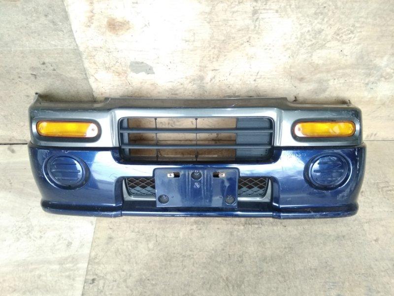 Бампер Honda Z PA1 E07Z передний