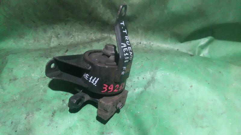 Подушка двигателя Toyota Trueno AE111 4A-GE 1998 правая