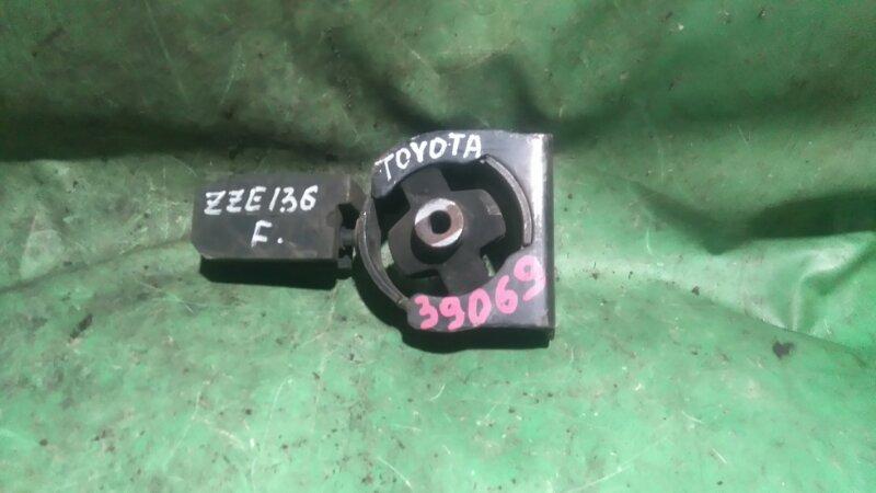 Подушка двигателя Toyota Voltz ZZE136 1ZZ-FE 2002 передняя