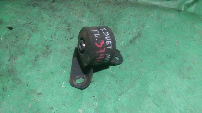 Подушка двигателя Toyota Duet M111A K3-VE2 левая
