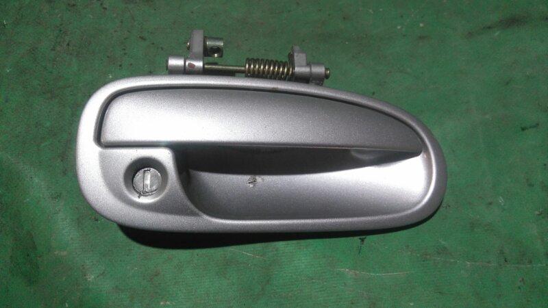 Ручка двери внешняя Honda Civic EK5 D16A 2000 передняя правая