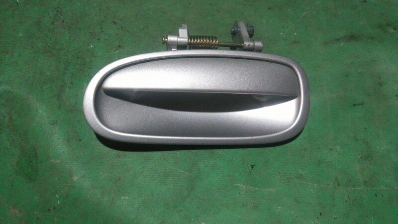 Ручка двери внешняя Honda Civic EK5 D16A 2000 задняя левая