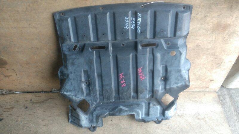 Защита двигателя Nissan Skyline ER34 RB25DE