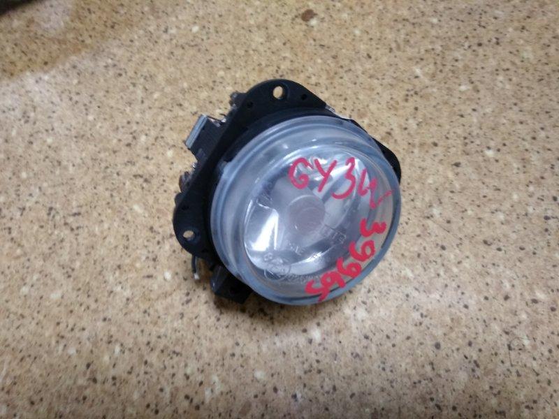 Туманка Mazda Atenza GY3W L3-VE передняя левая