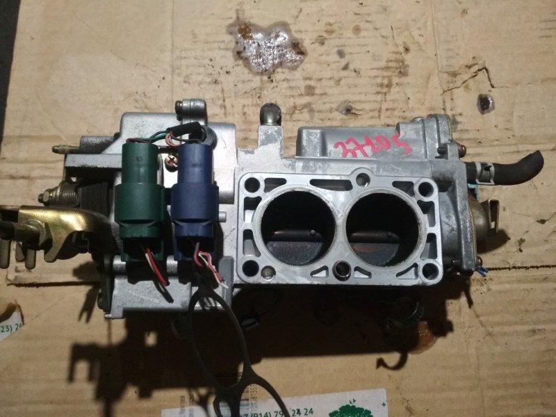 Заслонка дроссельная Nissan Cedric HY34 VQ30DET