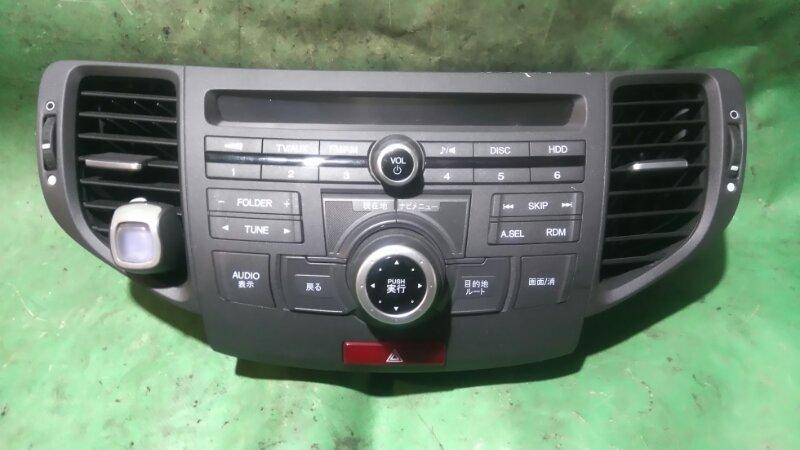 Магнитофон Honda Accord CU2 K24A 2010
