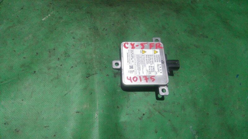Блок ксенона Mazda Cx-5 KE2AW SH-VPTS передний правый