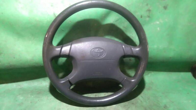 Руль Toyota Sprinter Carib AE115 7A-FE 1995