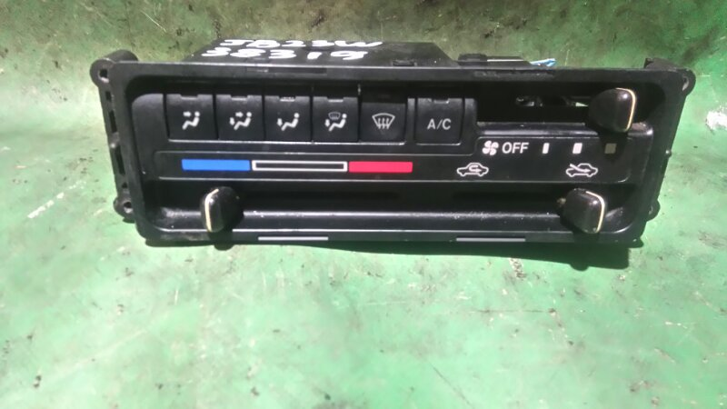 Климат-контроль Suzuki Jimny JB23W K6A-T