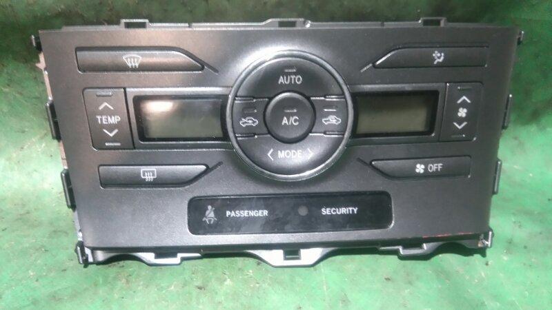 Климат-контроль Toyota Auris ZRE152 2ZR-FE