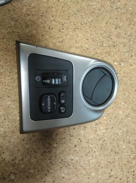 Блок управления зеркалами Toyota Voltz ZZE136 1ZZ-FE 2002