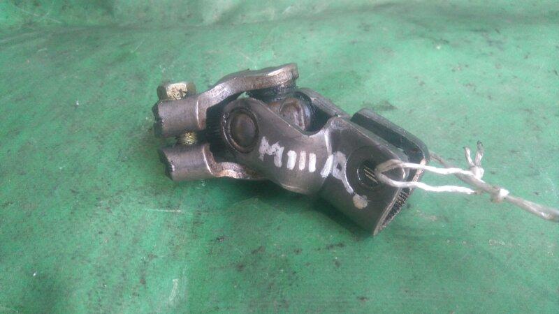 Рулевой карданчик Toyota Duet M111A K3-VE2 нижний