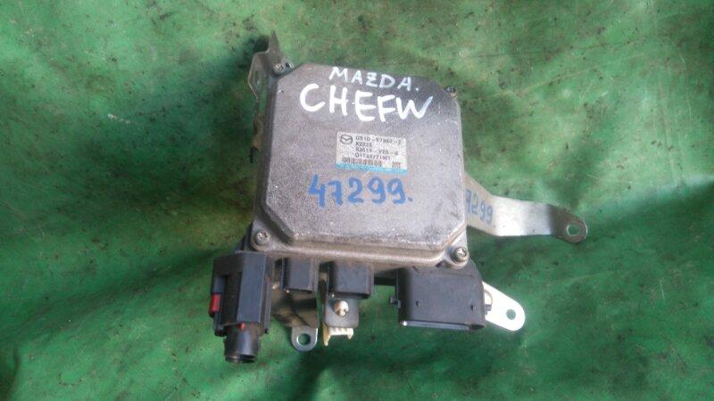 Блок управления рулевой рейкой Mazda Atenza GHEFW LF-VE 2008