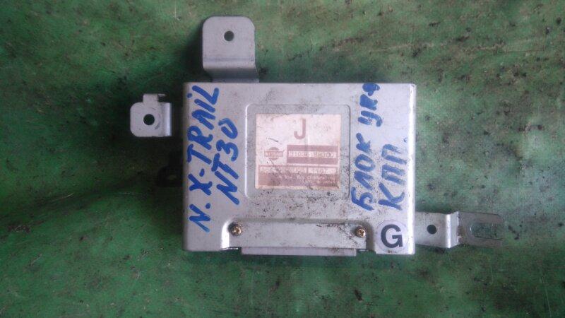 Блок управления автоматом Nissan X-Trail NT30 QR20DE