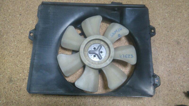 Вентилятор Toyota Ipsum SXM10 3S-FE правый