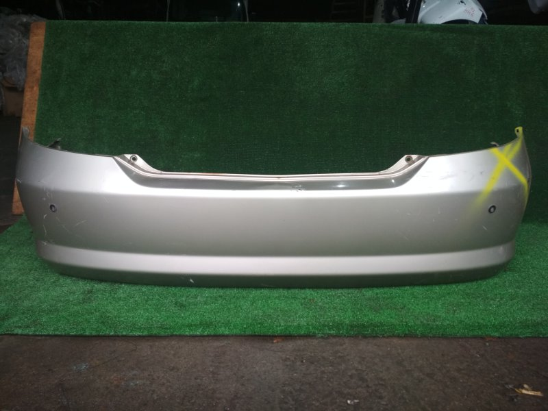 Бампер Honda Fit Aria GD8 L15A задний