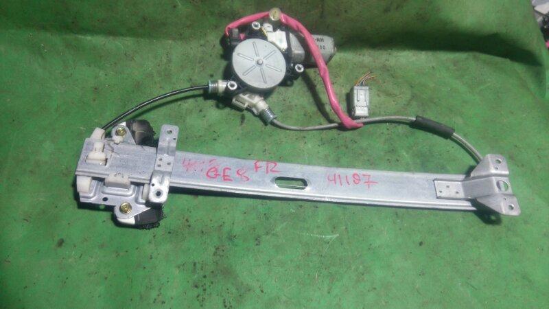 Стеклоподъемный механизм Honda Fit Aria GD8 L15A 2004 передний правый