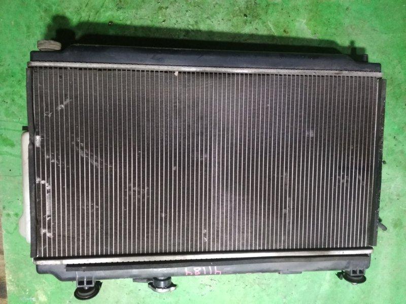 Радиатор Honda Fit Aria GD8 L15A 2004