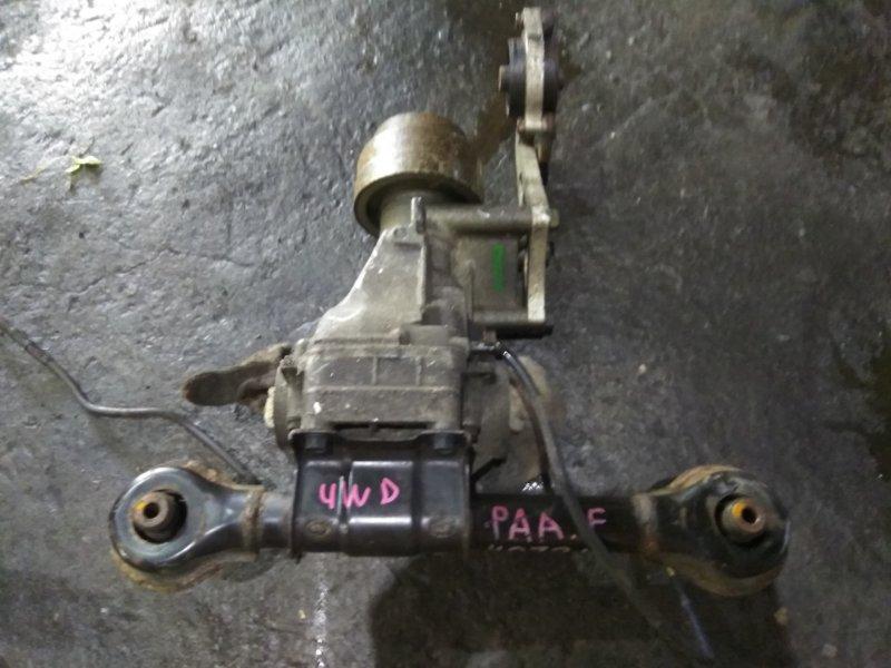 Редуктор Honda Z PA1 E07Z 1998 передний