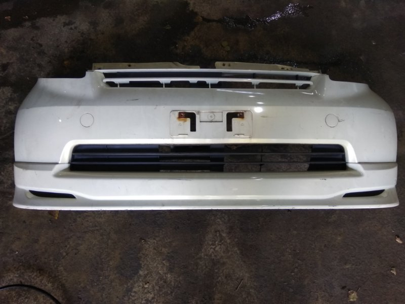 Бампер Daihatsu Boon M300S 1KR-FE передний