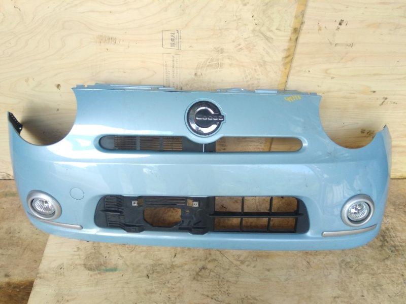 Бампер Daihatsu Mira Cocoa L675S KF передний