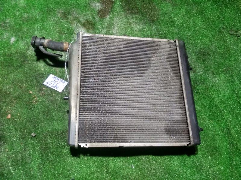Радиатор Honda Zest JE1 P07A