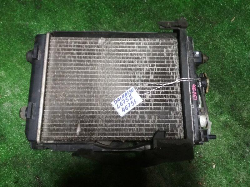 Радиатор Daihatsu Mira Cocoa L675S KF