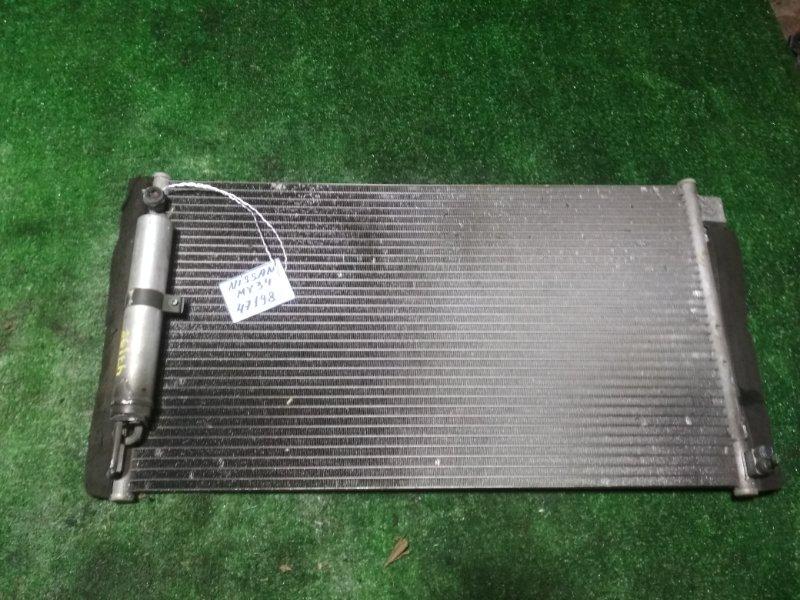 Радиатор кондиционера Nissan Cedric MY34 VQ25DD