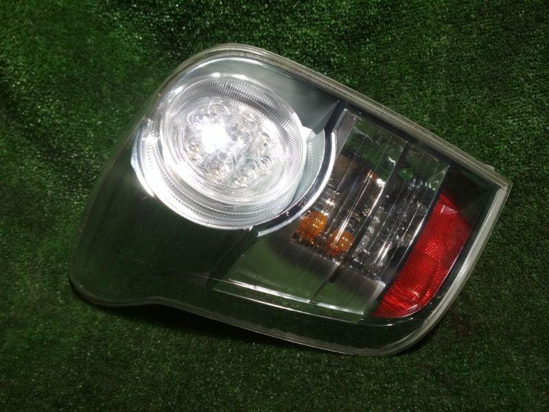 Стоп Toyota Corolla Fielder ZRE142 2ZR-FE левый
