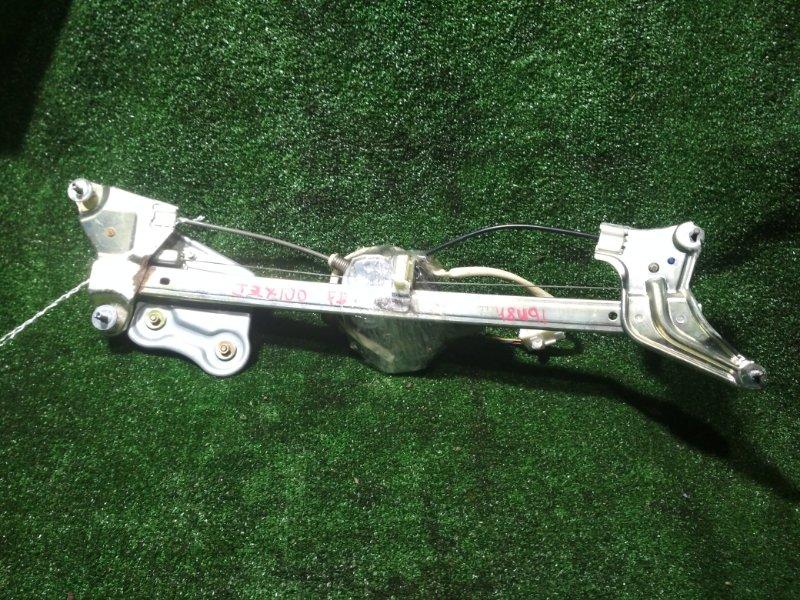 Стеклоподъемный механизм Toyota Markii JZX100 1JZ-GE передний правый