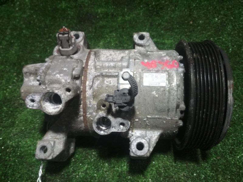 Компрессор кондиционера Toyota Avensis AZT250 1AZ-FSE