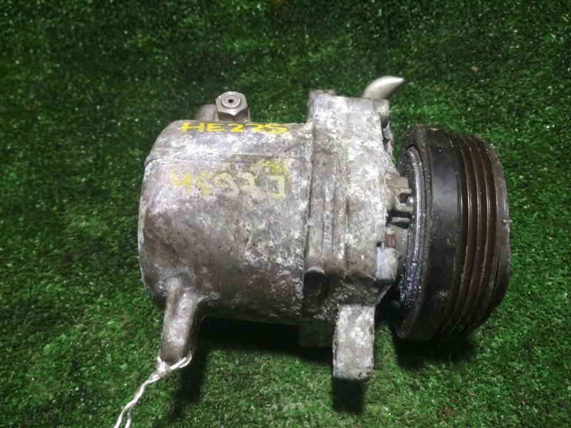 Компрессор кондиционера Suzuki Alto Lapin HE22S K6A