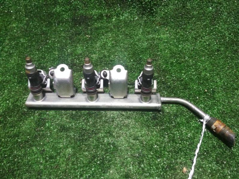 Инжектор Suzuki Alto Lapin HE22S K6A