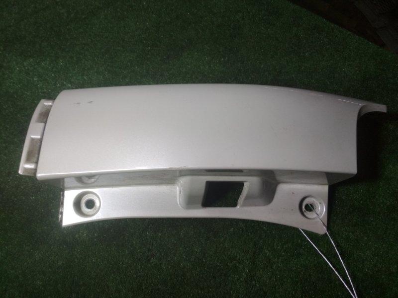 Планка под стоп Toyota Voxy ZRR80 3ZR-FAE задняя левая