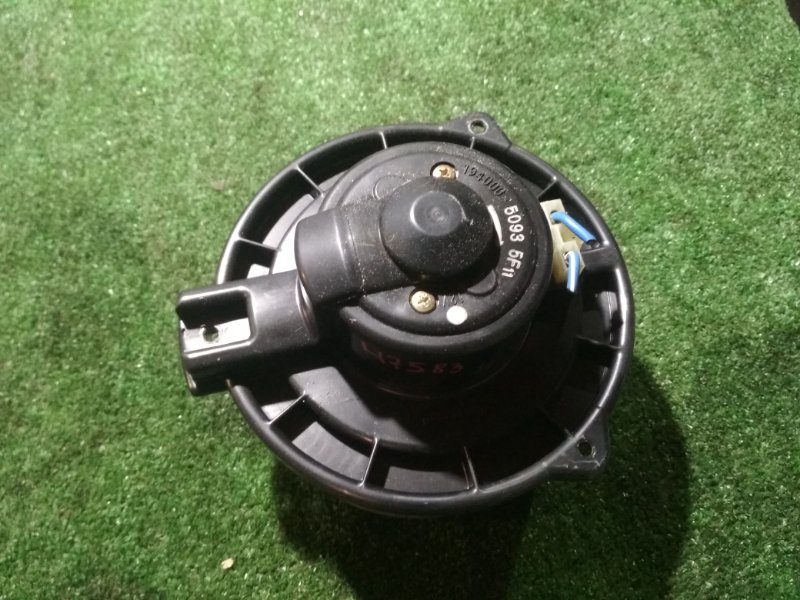 Мотор печки Mazda Mpv LW3W L3