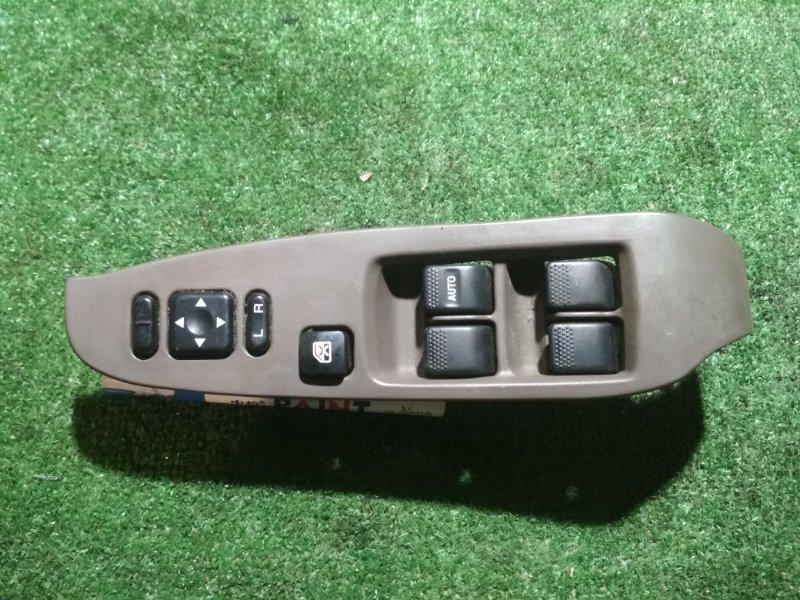 Блок управления стеклами Subaru Lancaster BH9 EJ25 передний правый