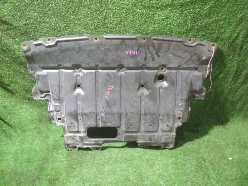 Защита двигателя Nissan Stagea NM35 VQ25DET 2002