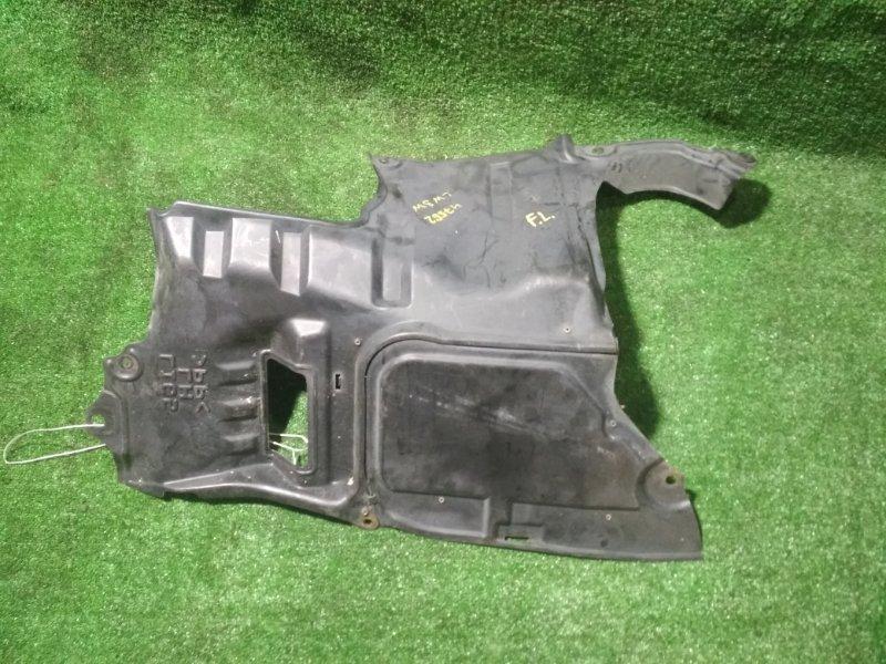 Защита двигателя Mazda Mpv LW3W L3 левая