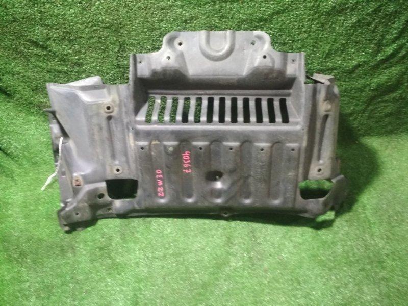 Защита двигателя Toyota Mr-S ZZW30 1ZZ-FE
