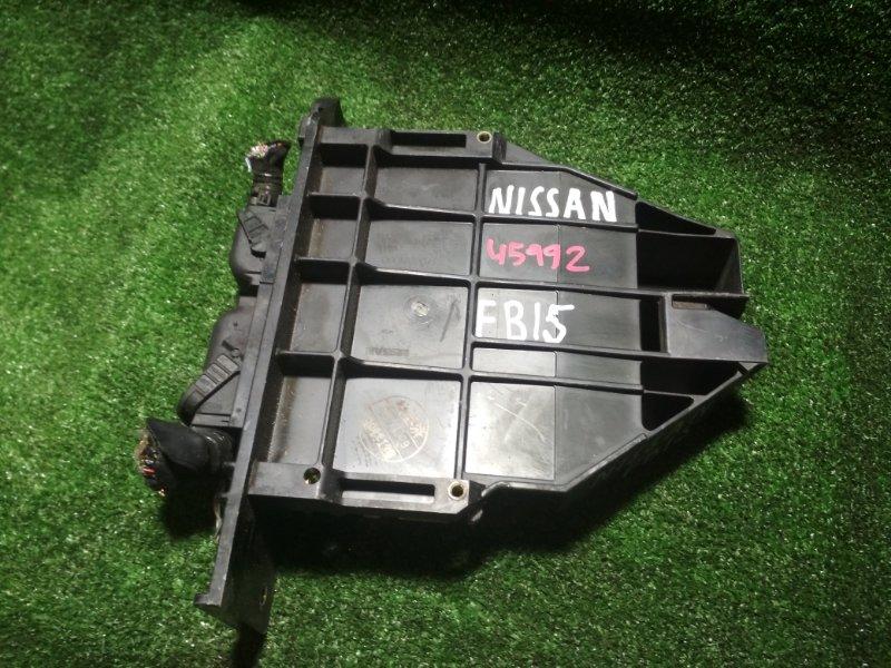Блок efi Nissan Sunny FB15 QG15