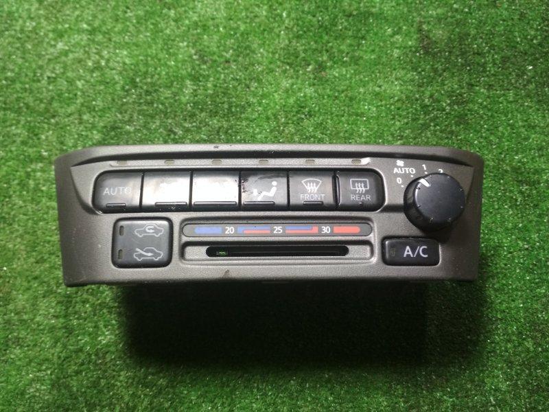 Климат-контроль Nissan Sunny FB15 QG15DE 2000