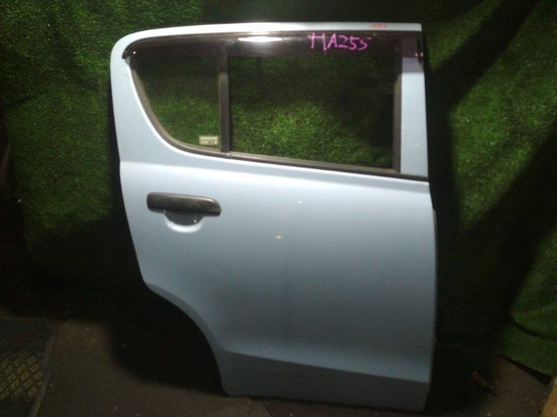 Дверь Suzuki Alto HA25S задняя правая