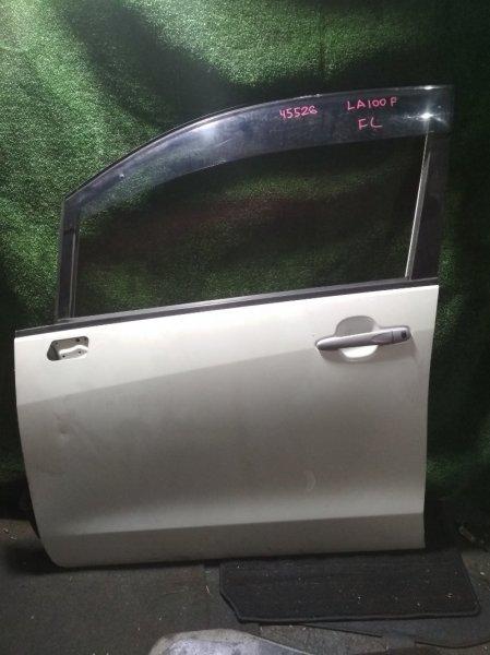 Дверь Subaru Stella LA100F KF передняя левая